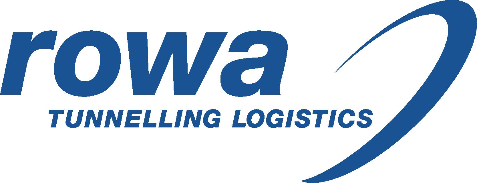 Rowa Tunnelling Logistics AG Logo